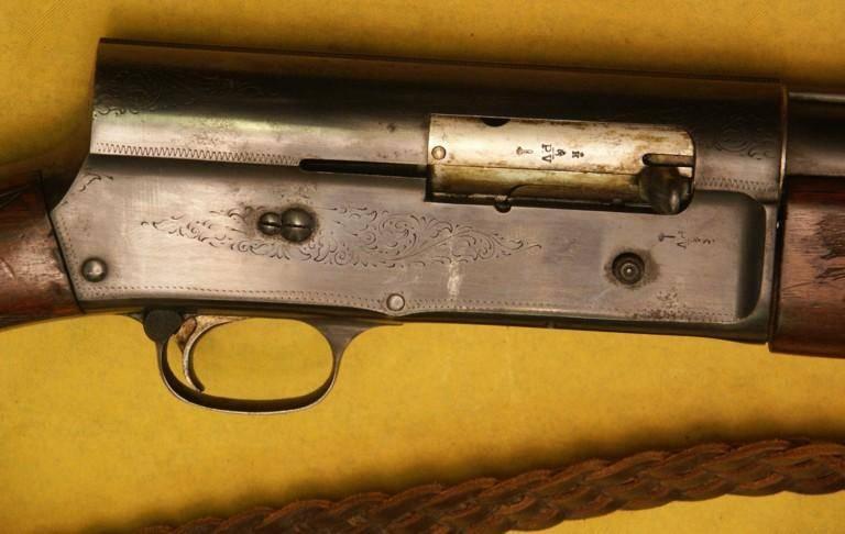 Browning'in benzersiz tasarımları. A-5 silahıyla başlayalım ...