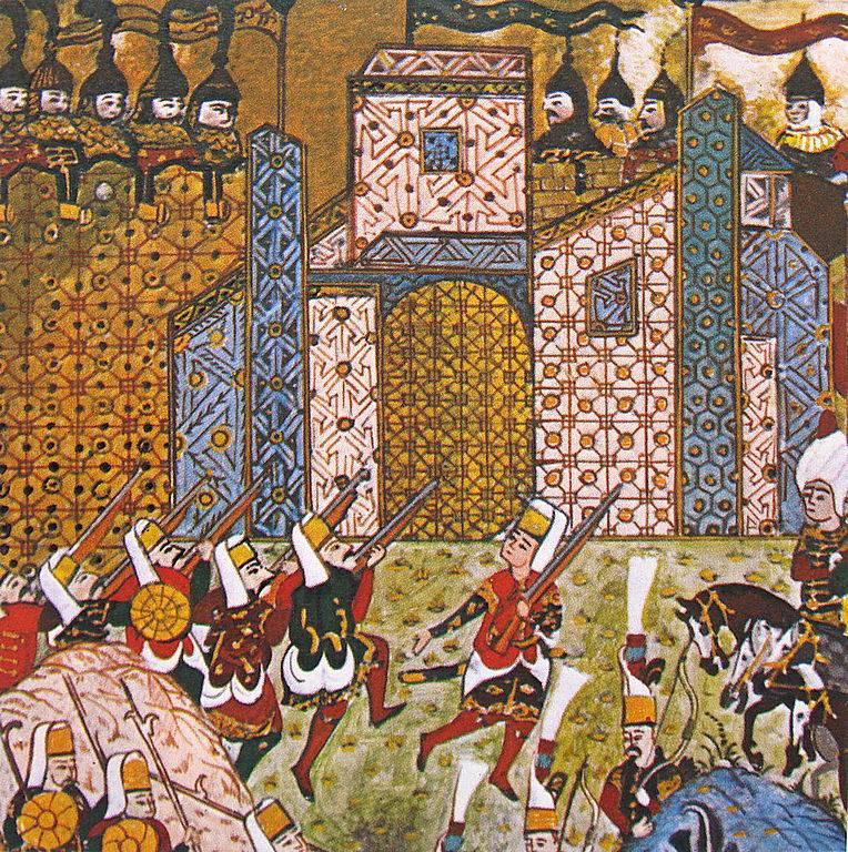 Wie die Osmanen ein Weltreich schufen