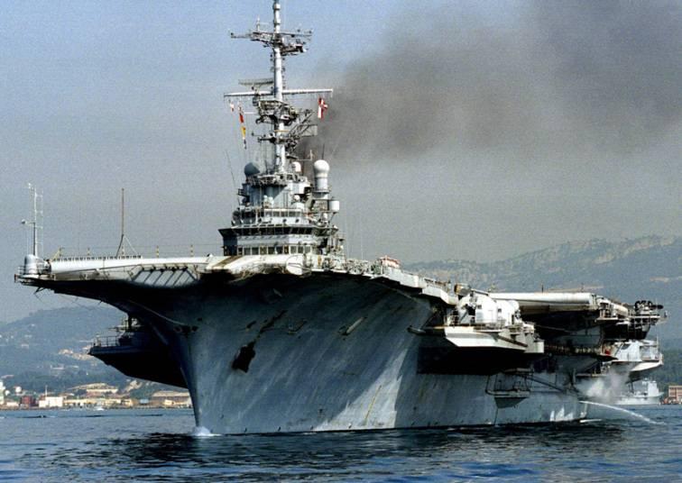 """Almirante Kuznetsov"". ¿Por qué Moscú necesita esta ""basura""?"