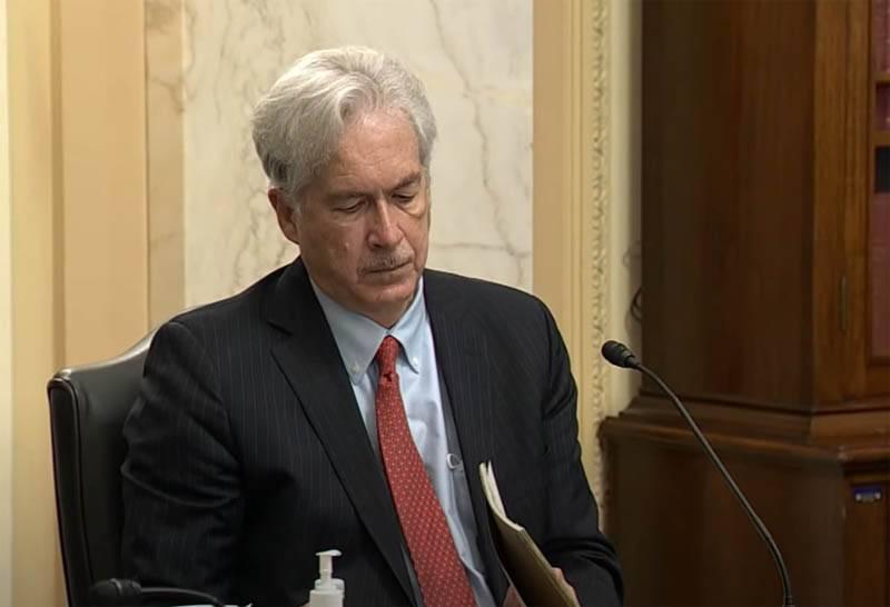 Der US-Senat genehmigte den CIA-Direktor William Burns, der sagte, er sei aufgrund seiner Arbeit in Russland grau geworden