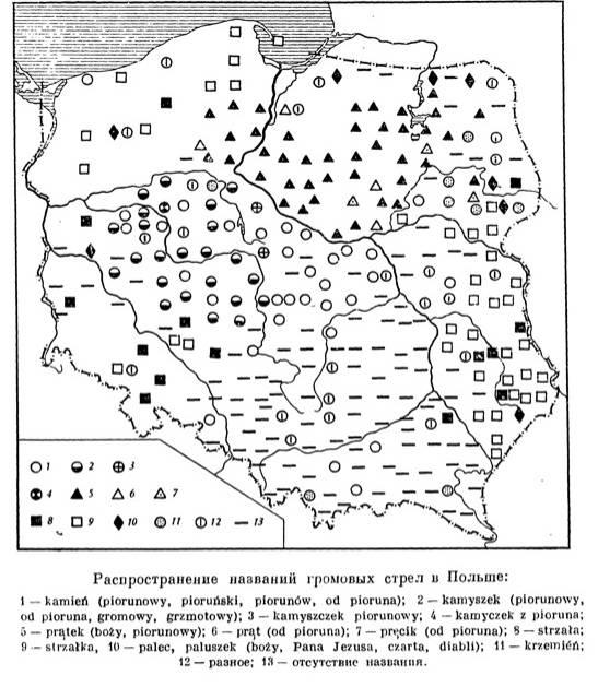 Perun Okları. XNUMX. ve XNUMX. yüzyıl Slavlarının silahlanması