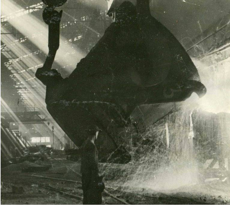 The battle for refractories: little-known chronicles of the rear of the Great Patriotic War