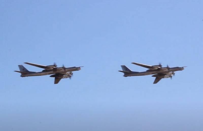 """""""航空集团的行为正在威胁"""":在日本,他们对北海道岛的俄罗斯航空兵的飞机的""""飞越""""作出反应"""