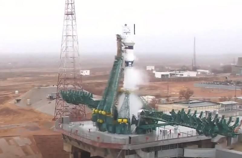「打ち上げは相変わらず続いた」:バイコヌールからソユーズ2ロケットと外国衛星が打ち上げられた