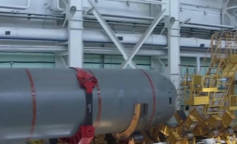 """Savunma Bakanlığı, ilk nükleer """"Poseidons"""" taşıyıcısını yerleştirme konusunu düşünüyor."""