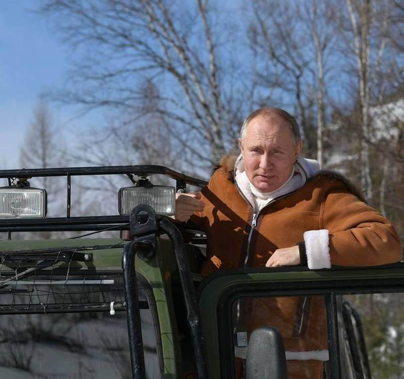A Rússia reagiu à recusa do governo Biden de dialogar diretamente com Putin