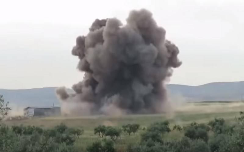 """""""威胁性的人道主义援助"""":美国国务院指责俄罗斯对伊德利卜省发动空袭"""