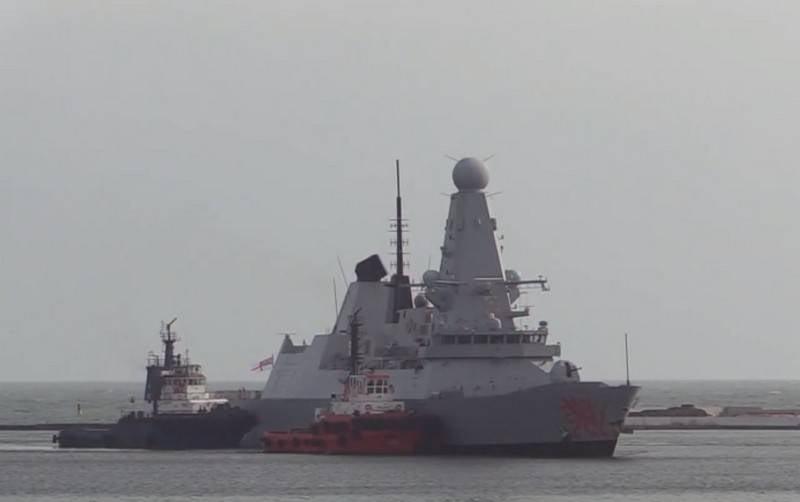 """""""La mayor flota de superficie de Europa"""": Londres pretende intensificar las acciones en los mares Negro y Báltico"""