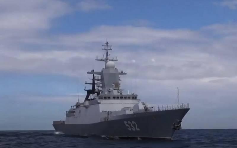 «Судан, Сирия или Чёрное море»: Три БДК Балтфлота в сопровождении корвета «Бойкий» вышли в Атлантику