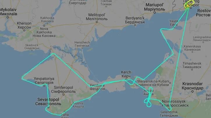 Tu-214ON अवलोकन विमान के लिए नए कार्य