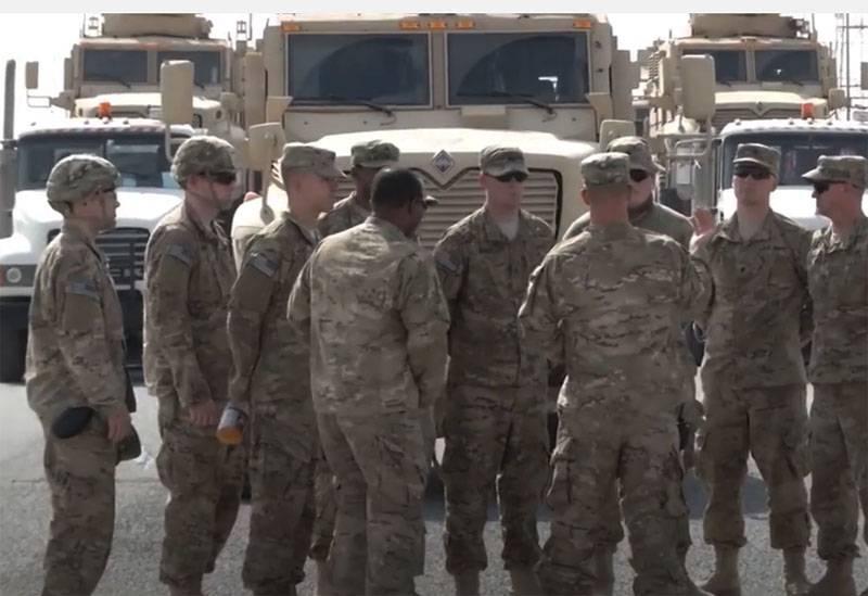 विदेशी मीडिया: पूर्वी सीरिया में एक बेस पर मिसाइल हमलों में कई अमेरिकी सैनिक घायल हो गए
