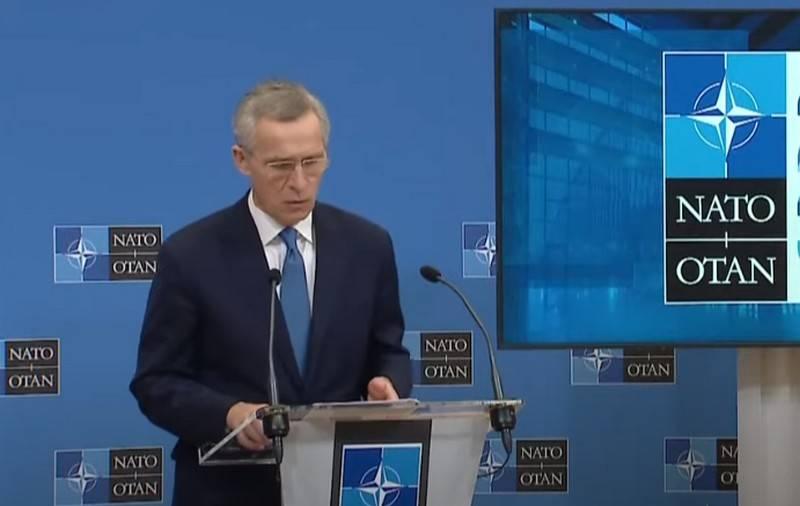 «Чёткий сигнал России»: Столтенберг заявил об усилении позиций НАТО в Чёрном море