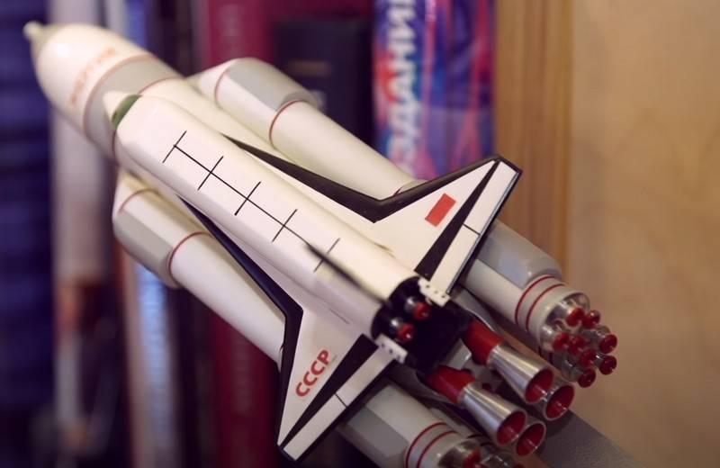 """""""बुरान"""" के डेवलपर ने एक नए पुन: प्रयोज्य अंतरिक्ष परिसर का निर्माण शुरू किया"""