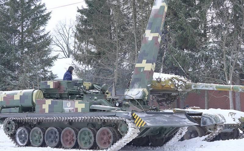 """""""Rus bileşenleri olmadan"""": Ukrayna Silahlı Kuvvetleri, ARV """"Lev"""" Ukrayna tasarımı ile hizmete girebilir"""