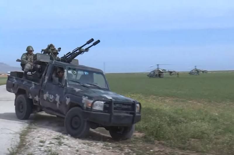 Российские многоцелевые вертолеты Ка-226 замечены в Сирии