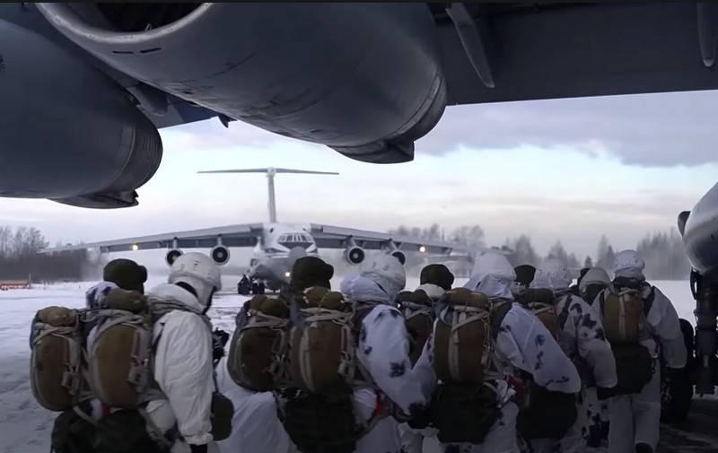 """""""Como parte del desarrollo de las capacidades de combate"""": Shoigu anunció la creación de nuevos regimientos aerotransportados."""