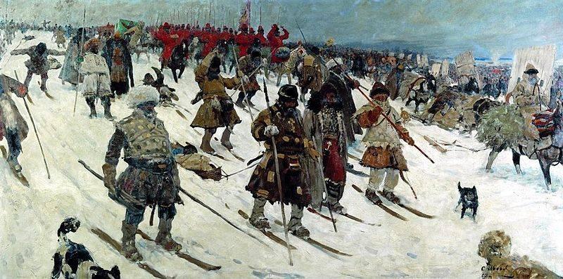 Борьба Турции и Руси за наследство Золотой Орды
