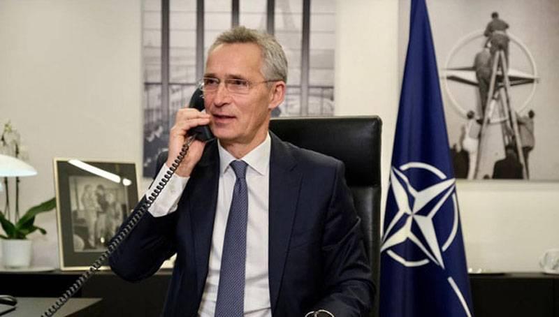 स्टोल्टेनबर्ग ने यूक्रेन और जॉर्जिया को नाटो में प्रवेश के लिए मुख्य शर्त का नाम दिया