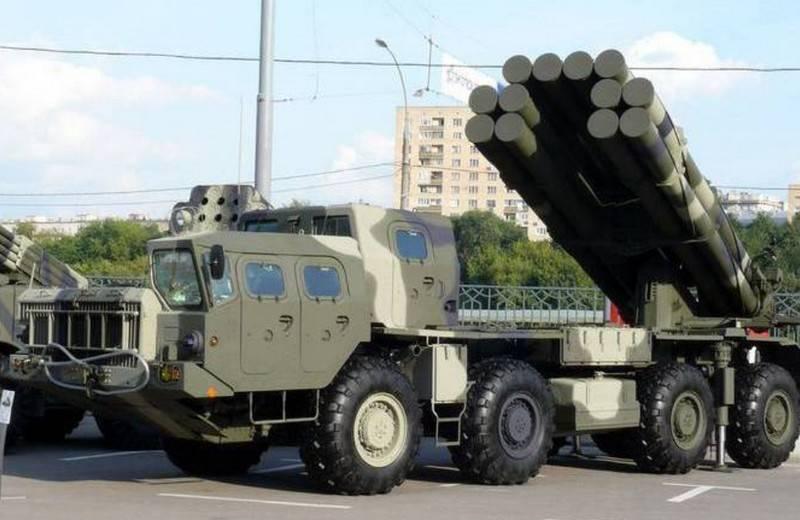 """""""Tornado-S"""" couvrira la direction ouest: les brigades de missiles du district militaire occidental seront rééquipées d'un nouveau MLRS"""