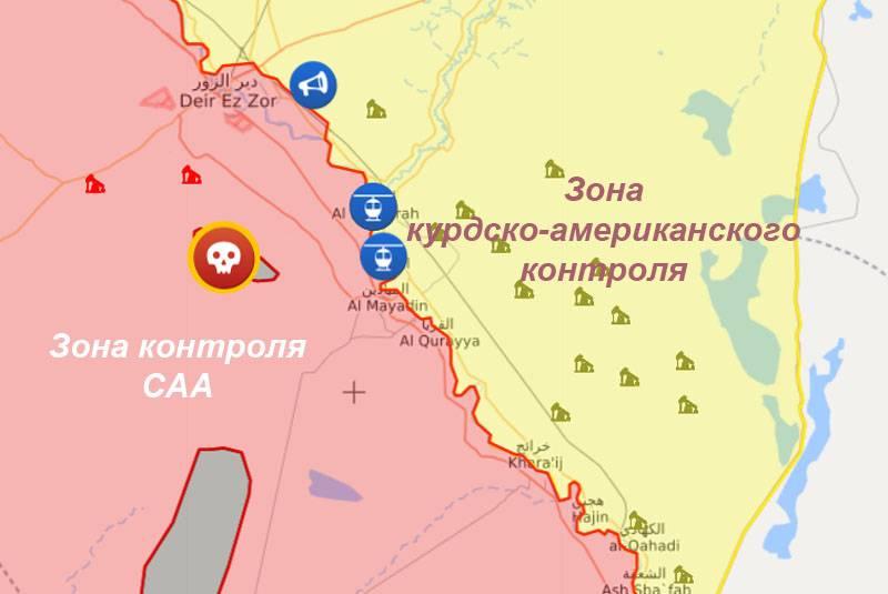 Elicotteri americani nella Siria orientale: si parla di preparazione delle truppe Usa per un'operazione nell'area dei giacimenti petroliferi