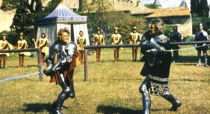 Коса смерти: двуручные мечи Средневековья и Ренессанса