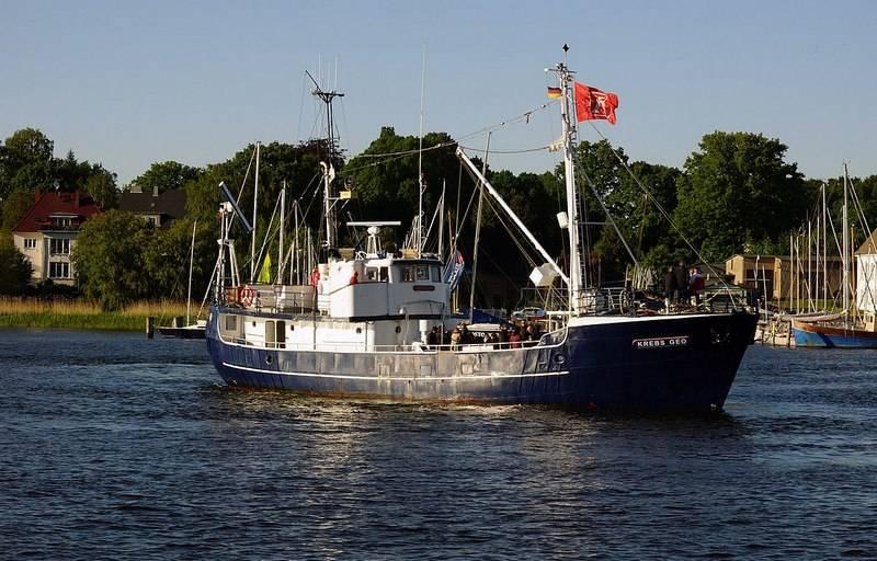 ポーランドは、ノルドストリーム2の建設に関与した船舶に対して制裁を課しました