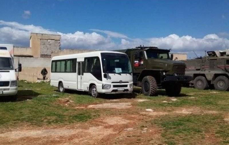 Российский военный грузовик повышенной грузоподъёмности «Торнадо-У» замечен в Сирии