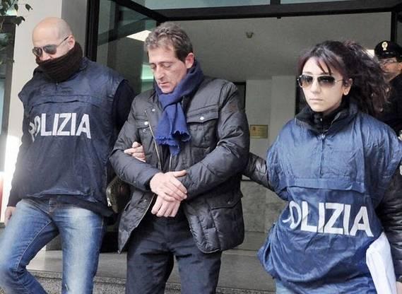 Ndrangheta moderna