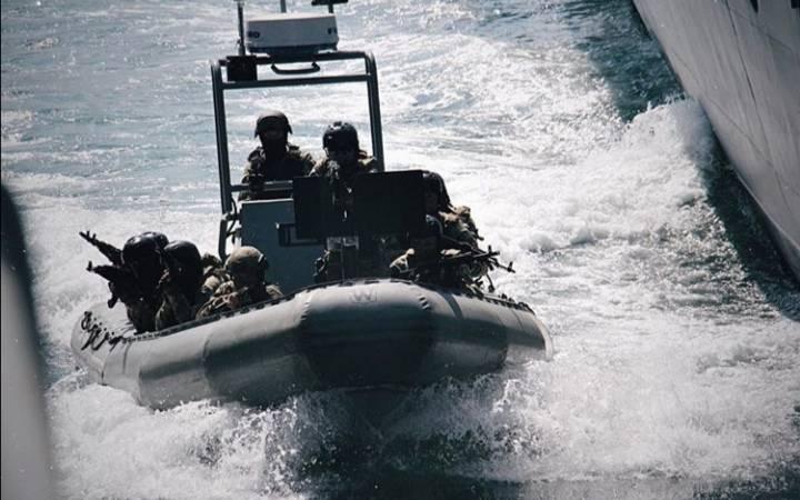 "Flota militar ""inflable"" de Ucrania"