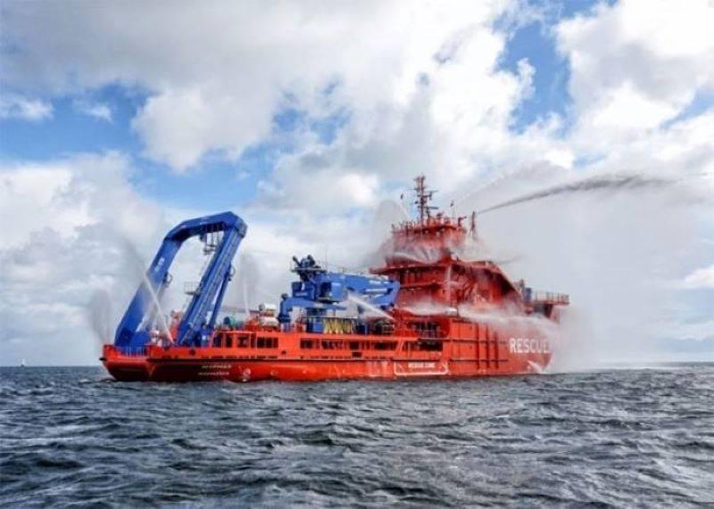 """Regreso de """"Chersky"""" y el incidente de Suez. Crónicas de marzo de """"Nord Stream 2"""""""