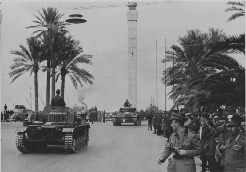 Rommel이 Cyrenaica에서 영국인을 물리 친 방법
