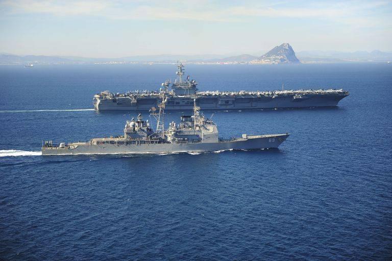 11 अमेरिकी नौसेना के विमान वाहक पर्याप्त क्यों नहीं हैं?