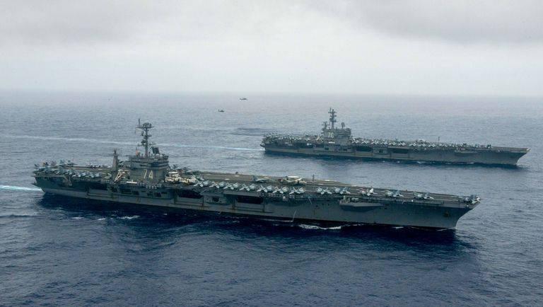 Почему 11 авианосцев ВМС США недостаточно?