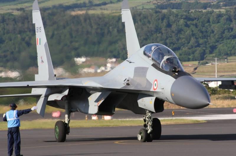 Бывший пилот ВВС Индии рассказал, как Су-30МКИ сорвали атаку пакистанских F-16