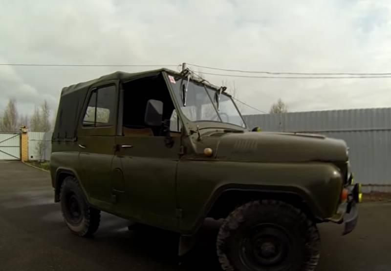 «Прощай, УАЗ»: Минобороны Украины объявило конкурс на новый внедорожник для ВСУ