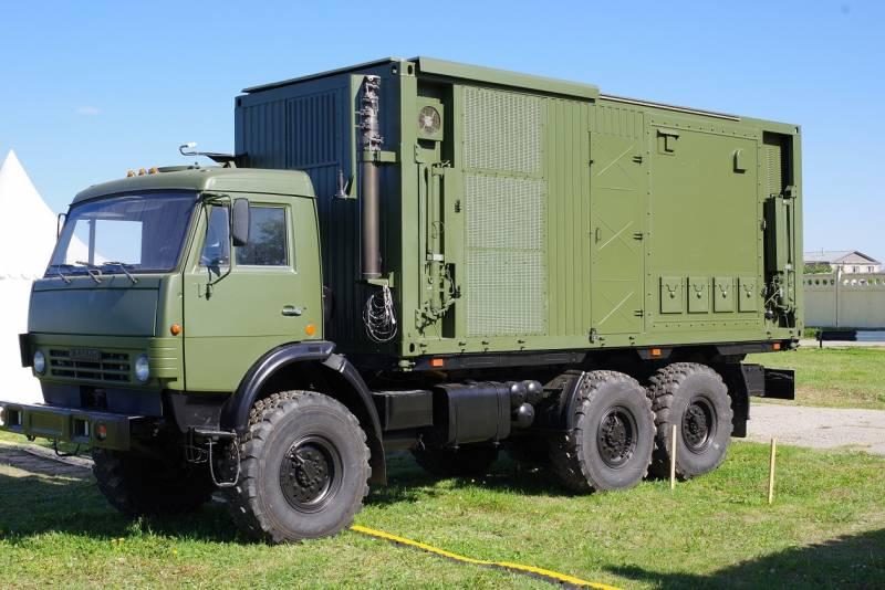 Войска получат комплекс обнаружения и противодействия беспилотникам РЛК-МЦ «Валдай»