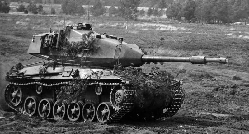 Скрытая мощь: история танкостроения Швеции
