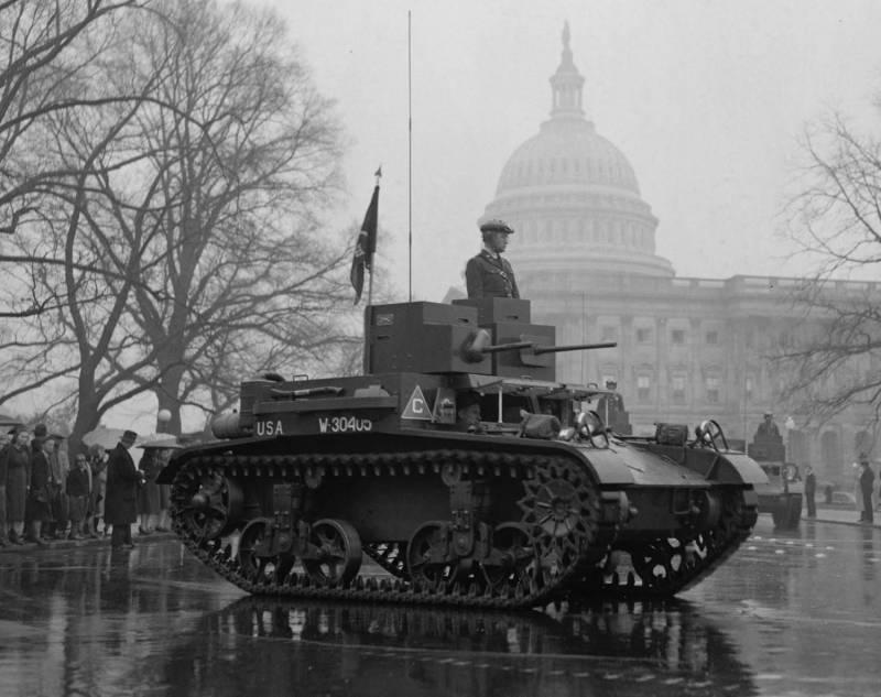 Машинки дяди Сэма: история танкостроения США