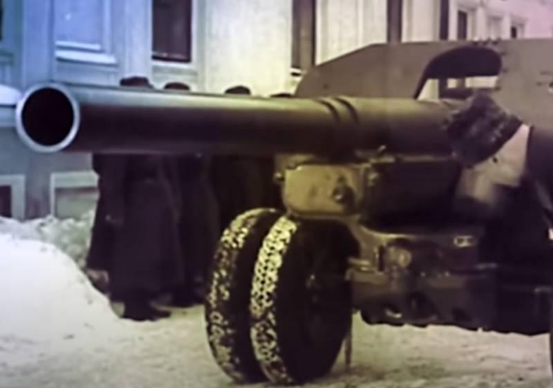 Артиллерия в годы ВОВ: значение в ходе операции «Уран»