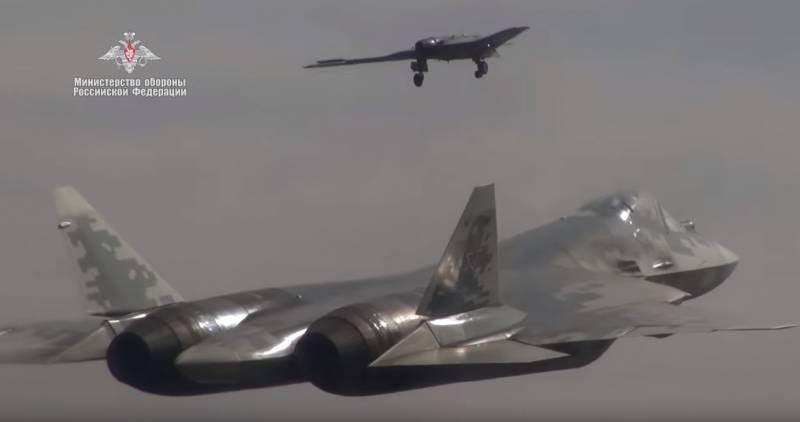 Российские проекты разведывательно-ударных БПЛА и их успехи