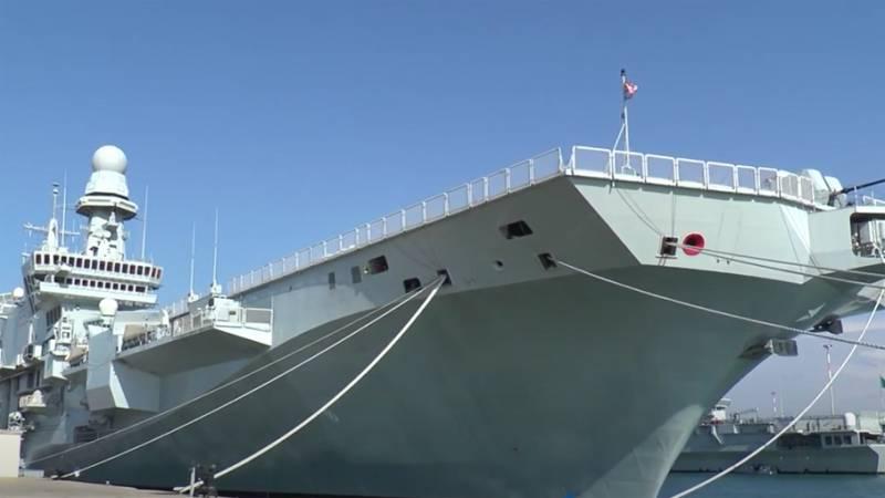 Командир авианосца ВМС Италии: «Увидеть истребители F-35B на палубе нашего корабля – замечательное достижение»