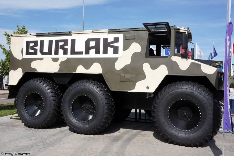 Пневмоходы для российской армии: ответ на арктические вызовы