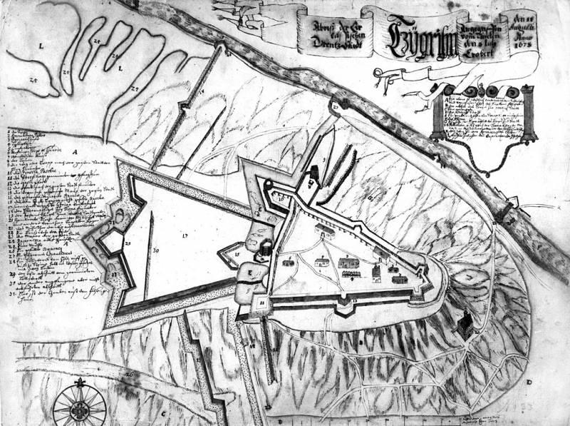 Героическая оборона Чигирина. Разгром турецкой армии в Бужинской битве