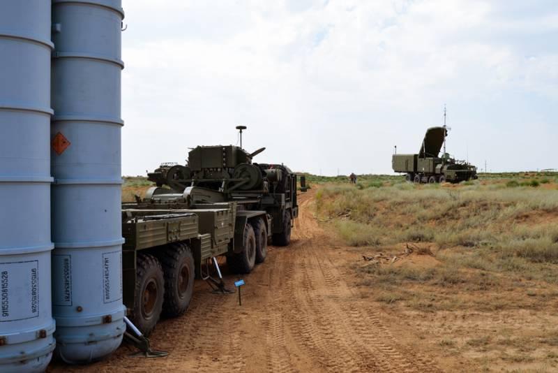 Почему США заставляют Турцию отказаться от С-400 «Триумф»