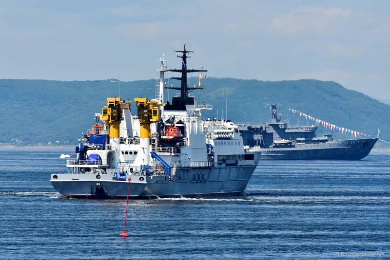 Проблема спасения подводных лодок  исторические параллели