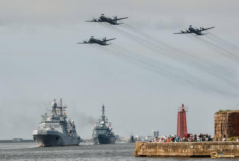 О флоте, который нам нужен