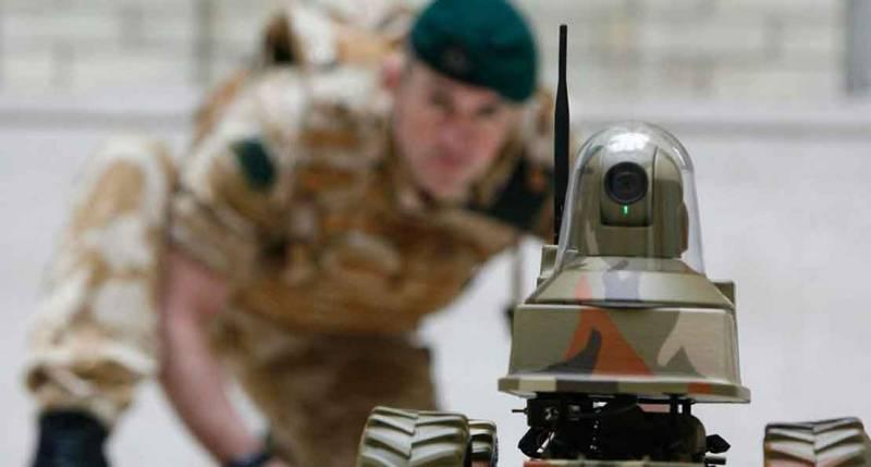 Третья военная революция: машинный интеллект не должен быть с оружием