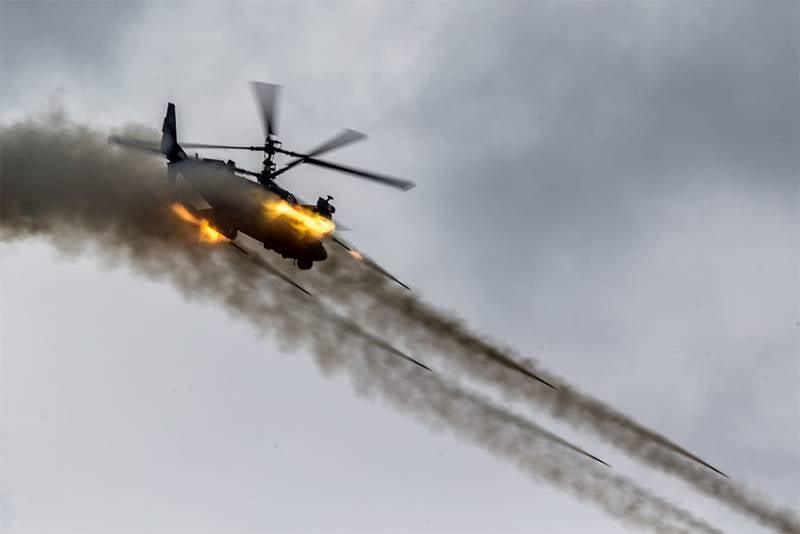Ка-52 «Аллигатор» и AH-64D/E Apache с точки зрения вооружений