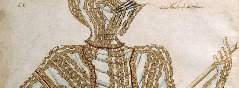 Альбом «Альмайн» – одно из величайших сокровищ елизаветинской эпохи