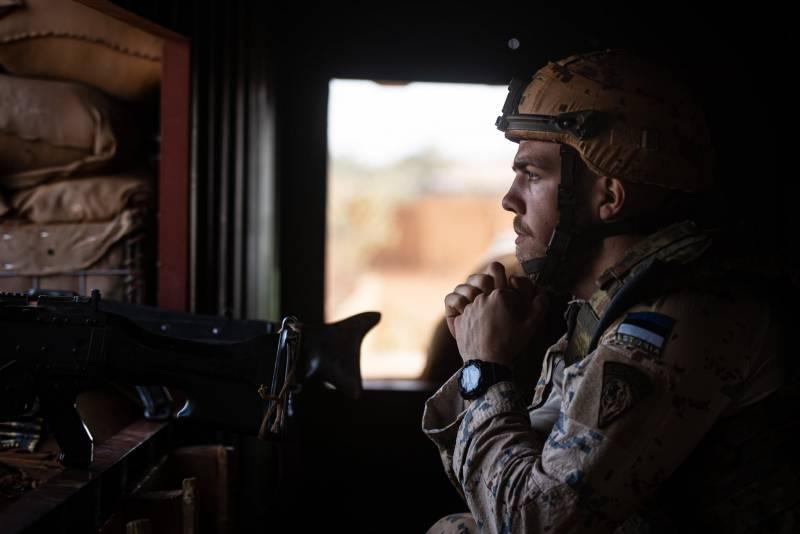 Безопасность французской военной базы в Мали пытаются усилить за счёт эстонских солдат